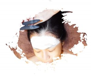 Moxibustion Head Therapy