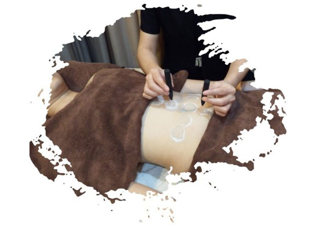 moxibustion liver therapy
