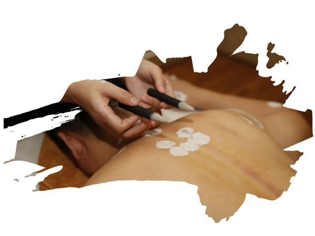 Moxibustion Neck & Shoulder & Hand
